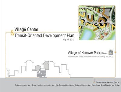 Village Center Plan