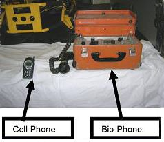 Cell Phone and Bio-Phone