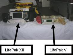 LifePak XII and LifePak V